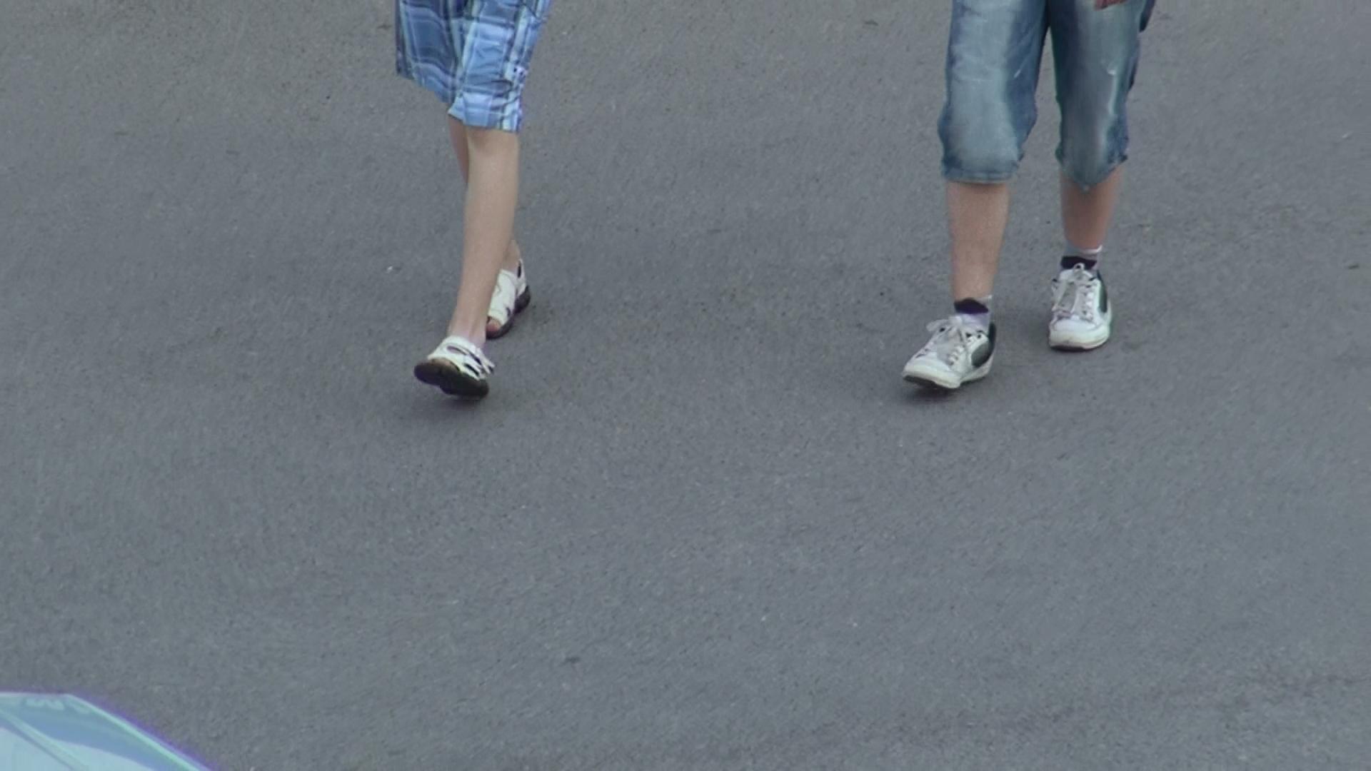 feet cams