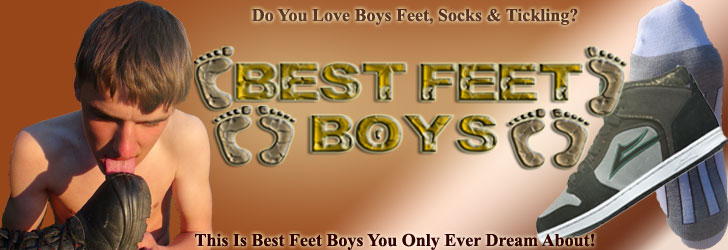 Boys Foot Fetish Pics